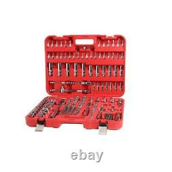 192 Pieces Socket Set Super Lock And E-Type Heavy Duty Quality Set & Case