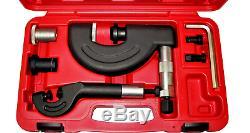 2 Piece Heavy-Duty Nut Splitter Set T&E Tools 8665