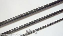 20 Lb Class 7' three piece carbon fiber travel fishing rod blank 1 5 oz NEW