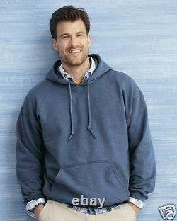 36 Gildan Heavy Blend Hooded Hoodie Sweatshirt 18500 S-XL WHOLESALE Lot of 36