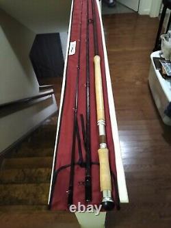 Abu Garcia 14'0 3 piece 10wt. Spey fly rod
