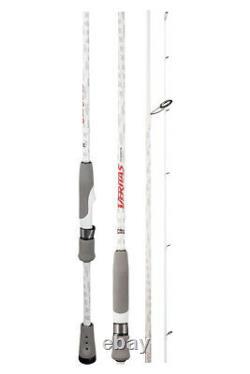 Abu Garcia Veritas V4 Travel Spin Graphite Fishing Rod 9'0 6-10 kg 3 piece 903H