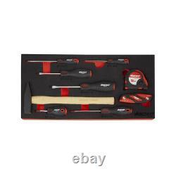 BOXO USA Heavy Duty 103 Piece MotoBox Tool Box