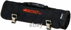 BOXO USA Heavy Duty 66 Piece Universal Tool Roll for Side by Side Vehicles