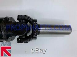 Custom Ford Capri One Piece Propshaft Small Flange Heavy Duty (L= Length)