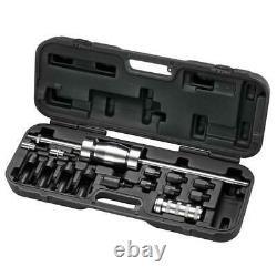 Diesel Injector Puller Set (HEAVY DUTY) 14-Piece Bosch, Delphi. Denso, Siemans
