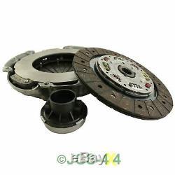 Discovery Clutch Kit & Heavy Duty Fork 200/300TDI VALEO 3 Piece LR009366