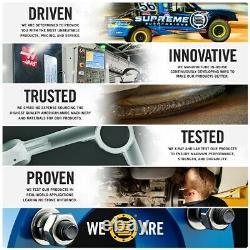 For 2005-2011 Dodge Dakota 2 Front + 2 Rear Full Suspension Lift Kit 4X2 RWD