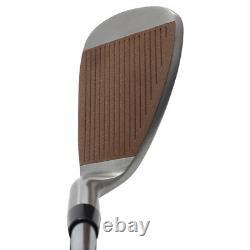 Ginty Golf Clubs Altima Complete 8-Piece Mens HEAVY Iron Set (3-PW) Regular Flex
