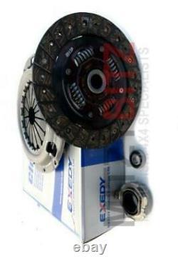 HEAVY DUTY 3 PIECE CLUTCH KIT MITSUBISHI L200 KA4T Series 4 2.5 DiD 05-21