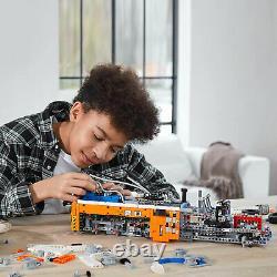 LEGO Technic 42128 Heavy Duty Tow Truck 2017 Piece Toy Set Building Block Kit