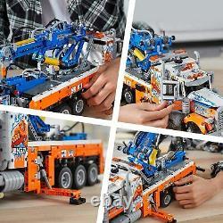 Lego 42128 LEGO Technic Heavy-Duty Tow Truck 42128 Building Toy (2017 Pieces)