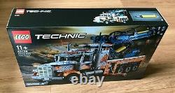Lego 42128 Technic Heavy-duty Tow Truck 2017 pieces age 11+ Brand NEW
