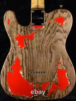 Limited To Piece Production Momose Mtl Premium/Ash Red-Heavy Relic Domestic/