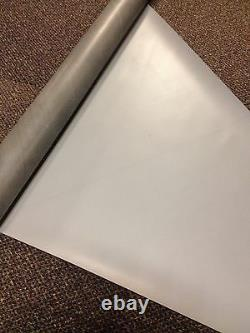 NEW NEPTUNE GREY ORCA HYPALON Boat Fabric Heavy Duty Repair Inflatable Rib Patch