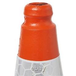 PACK OF 200 Heavy Duty U. K Traffic Cones (1 PIECE 450mm)