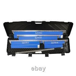 Refina 5 Pc Spatula SuperSkim Plastering Plasters Kit in Heavy Duty Carry Case