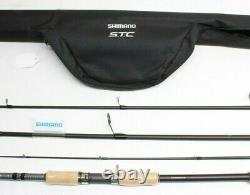 SHIMANO TRAVEL CONCEPT 4 PIECE SPINNING ROD 7ft 10 50-100g CASTING STCSPIN24XH