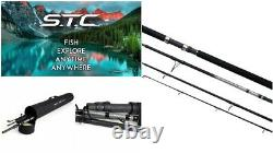 SHIMANO TRAVEL CONCEPT BOAT ROD 7'2, 4 PIECE, 20-30lb / 30-50lb AVAILABLE S. T. C