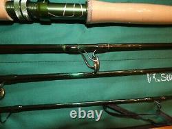 Seawolf 14wt Salt Water rod 9ft 4 piece buy it now £175