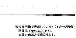 Shimano Bass Rod 20 Zodias 172H-2 Bait 2 Piece