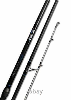 Sonik Gravity X5 HT 3 Pieces Shore Angler Sea Fishing Rods 15 Ft 4 In / 4-8Oz