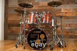 Sonor Horst Link Signature Heavy Beech Drum Kit, 5 Piece, African Bubinga Pre-l