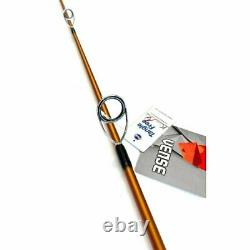Spinning Fishing Rod 7 Feet Medium Heavy, 1-Piece, SaltWater and FreshWater