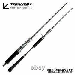 Tail walk Tai Game TZ Spiral LTD C68H Off Shore Bait casting rod 2 piece Japan