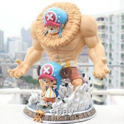 Tony Tony Chopper New World Figure, Heavy Point, Rumble ball, One Piece 39cm