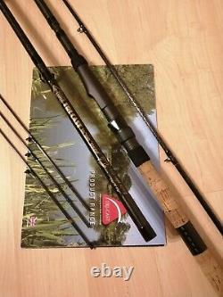 Tri-cast Trophy TRIUNE 12 13 1/2 ft Heavy feeder rod 4 piece + tips