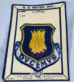 USAF 22d Bombardment Wing (Heavy) Military Patch NOS