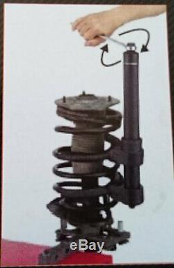 Welzh Werkzeug 1006-ww 7 Piece Heavy Duty Coil Spring Compressor Set