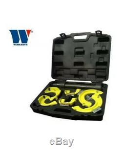 Welzh Werkzeug 7 Piece Heavy Duty Coil Spring Compressor