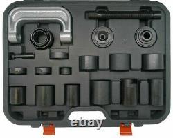 Welzh Werkzeug Heavy Duty C clamp Ball Joint Assembly Kit 21 Piece