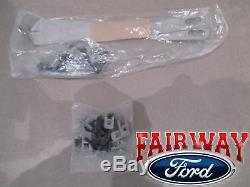 15 À 20 F-150 Oem D'origine Ford Pièces Lourds Bavettes 4-pièces