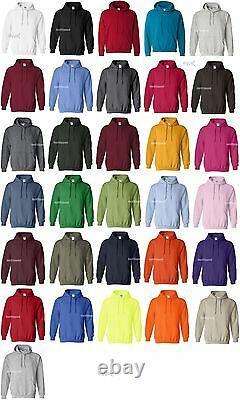 36 Sweat À Capuche À Capuche Gildan Heavy Blend Hoodie 18500 S-xl Wholesale Lot De 36