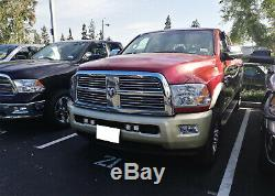 40w Cree Led Avec Pods Inférieur Pare-chocs Support De Fixation Pour 09-18 Dodge Ram 2500 3500