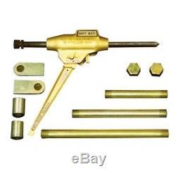 Alc Keysco 77003 11 Piece Heavy Duty Push-pull Maté Body Jack Set