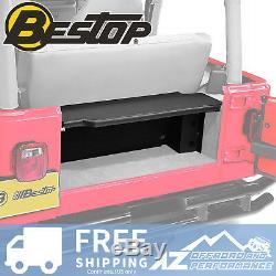 Bestop Instatrunk Piece Multiple Kit Black Jeep Wrangler 97-06 Correspond À Tj / Lj