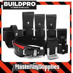 Buildpro Scaffolders Set 7 Pièces En Cuir Robuste Ss Brochage