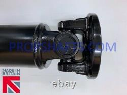Custom Ford Cortina One Piece Propshaft Small Flange Heavy Duty (l= Longueur)