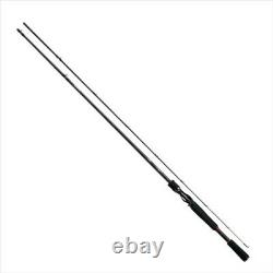 Daiwa Steez 721mh/hxb-sv Strike Force Bass Bait Casting Rod 1 Pièce From Japan