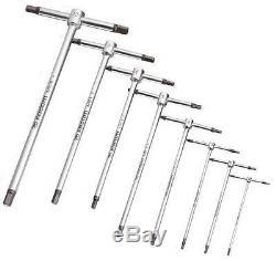 Facom 84tc. J8pb 8 Pièce T Manipuler Key Set Hexagon 2 10mm Duty Heavy