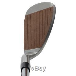 Ginty Golf Clubs Altima Complet 8 Pièces Heavy Ensemble Fer Pour Hommes (3-pw) Stiff Flex