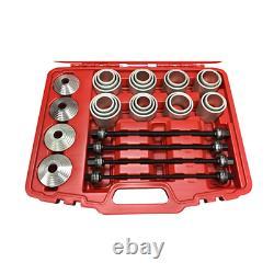 Heavy Duty 28 Piece Press & Pull Sleeve Set And Installation Tool Kit Tbs0205