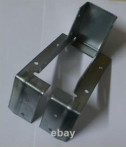 Joist Hangers 50mm X 150mm Acier Lourd Fabriqué En Une Seule Pièce