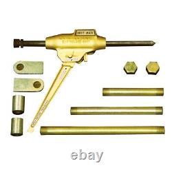 Keysco 77003 Heavy Duty Push Pull Body Mate Puller 11 Piece Jack Set