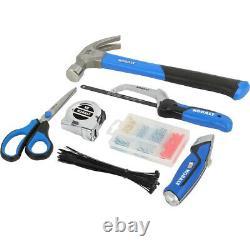 Kobalt 364 Piece Household & Mechanic Tool Set With Heavy Duty Tool Bag 10031 Nouveau