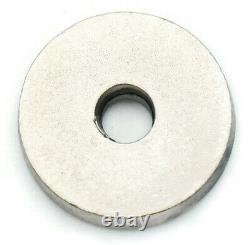 Laveuses Fender En Acier Inoxydable Extra Heavy Thick Washers Inch Sizes 1/4 1/2